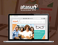 Atasun Concept Website