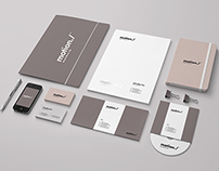 Branding / Identity Mock-up 6