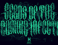 Seeds Of The Upcoming Infection - Logotype