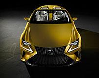 Lexus RCF2   Pearson