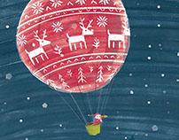 Santa Balloon