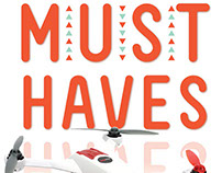 2013 Holiday Must Haves Ad Campaign