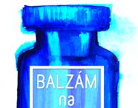 Balzámnanervy.cz I screendesign I