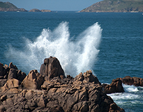 Brittany part 1: the pink granite coast