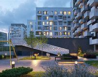 'Light House' apartments