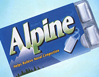Wrigley's Alpine Gum