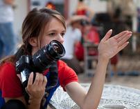 Miss Aniela's Production Shoot Experience