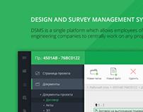 Design And Survey Management System