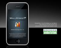 WallStreet*E Mobile Trading App