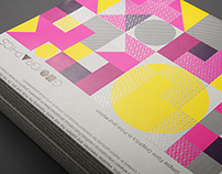 G▩◉/GR▲PHICS: Simple Form Graphics in Print and Motion