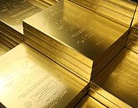 PALETTE No.03: Gold & Silver
