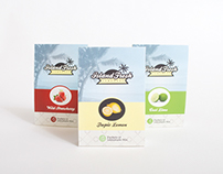Island Fresh Lemonade Packaging