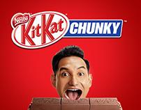 Kit Kat Chunky TVC 2014