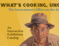 What's Cooking, Uncle Sam? Interactive Exhibit eCatalog