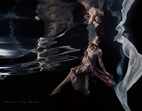 Underwater Maternity | Alexis