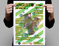 Magusto Social A3 Poster