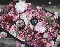 Vintage Flower Box gift