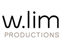 w. lim productions graphic identity