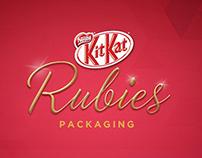 Kit Kat Rubies Packaging