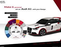 Audi A1 Webspecial