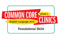 Triumph Learning Common Core Clinics Print Design