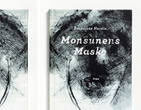 Bookdesign: Monsunens Maske