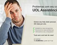 UOL Assistência Técnica - Landing Page