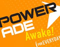 Powerade Energy • Design proposal