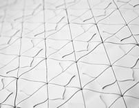Concrete tiles - Flower