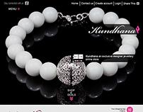 Website Design for Online Jewelry Store