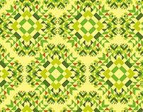 geometric pattern graphic design vector art