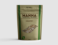 Norganic - Manna Organic Products Packaging