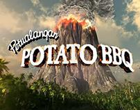 Taro Potato BBQ