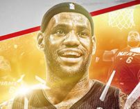 NBA TV Playoffs for STN Digital