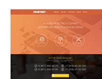 Mobyset, website