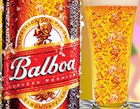 "Cerveza Balboa ""Despedida"""