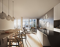 Sapphire - Architectural Rendering