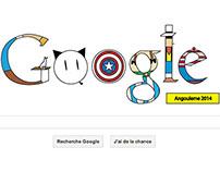 Google logo project