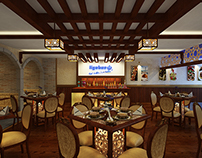 Ligabue Italian Islamic Restaurant