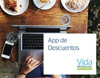 App de Descuentos / Discounts App