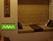Indian sitting #interiordesigners