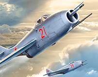 MiG-9 Fargo