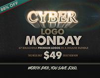 Cyber Monday Logo Bundle