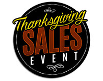 Automobile Sale Events Logos and Web Banners