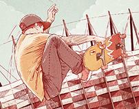 Illustration for ING Bank