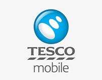 Tesco Mobile UK - iOS - Mobile Self-Care Solution