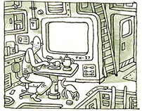 Sketchbook Roundup: Fall 2014