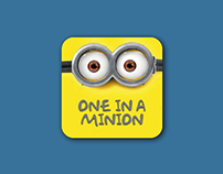 Young Glory 2014-15 [Nov - Brief 3]: One in a Minion