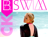B.SWIM 2015 COLLECTION online marketing campaign