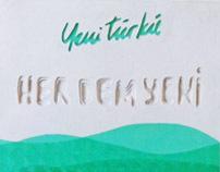hand made album cover